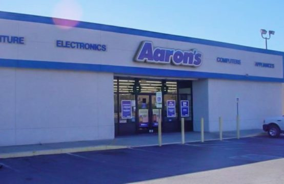 Single Tenant NNN Leased Aaron's