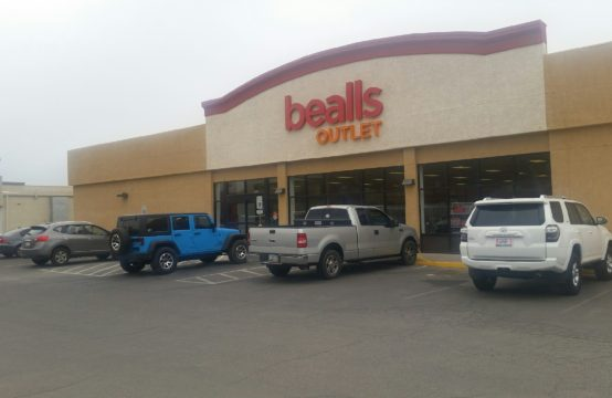 Single Tenant Bealls Outlet