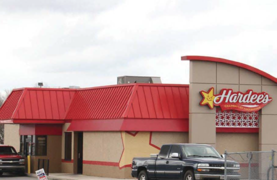 Single Tenant Corporate Hardee's