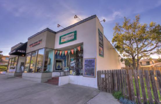 La Jolla Street Front Retail